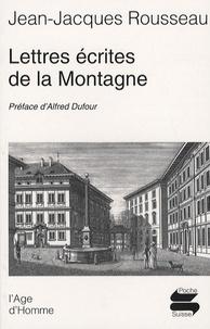 Openwetlab.it Lettres écrites de la Montagne Image