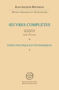 Oeuvres complètes - Volume 5, Ecrits politiques 2.pdf