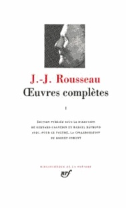 Jean-Jacques Rousseau - Oeuvres complètes. - Tome 5.