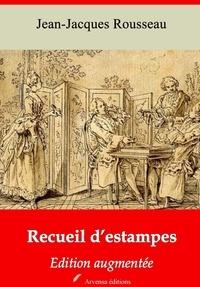 Jean-Jacques Rousseau et Arvensa Editions - Recueil d'estampes pour la Nouvelle-Héloïse – suivi d'annexes - Nouvelle édition.