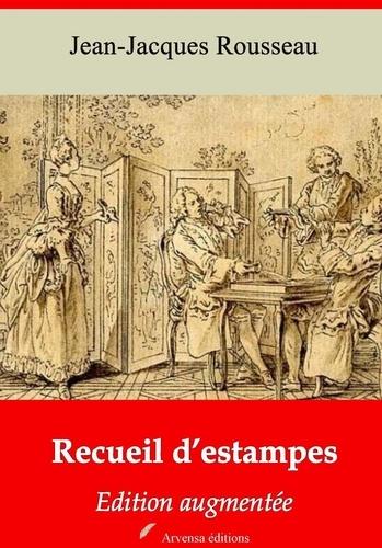 Recueil d'estampes pour la Nouvelle-Héloïse – suivi d'annexes. Nouvelle édition 2019