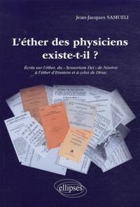 Deedr.fr L'éther des physiciens existe-t-il ? Image