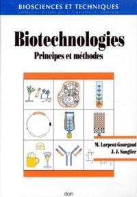 BIOTECHNOLOGIES. Principes et méthodes.pdf