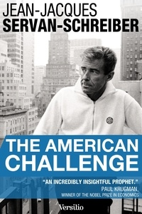 Jean-Jacques Servan-Schreiber - The american challenge.