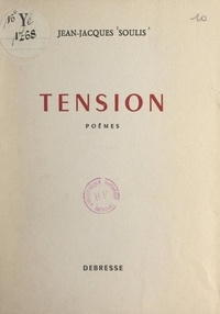 Jean-Jacques Soulis - Tension.