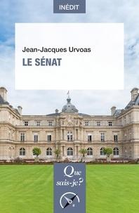 Jean-Jacques Urvoas - Le Sénat.