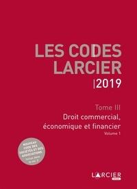 Jean-Jacques Willems - Droit commercial, économique et financier - 2 volumes.