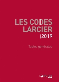 Jean-Jacques Willems - Tables générales.
