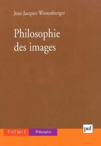 Jean-Jacques Wunenburger - Philosophie des images.