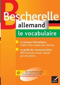 Jean Janitza et Anne Larrory-Wunder - Allemand - Le vocabulaire.