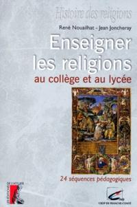 Birrascarampola.it ENSEIGNER LES RELIGIONS AU COLLEGE ET AU LYCEE. 24 séquences pédagogiques Image