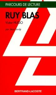 """Jean Jordy - """"Ruy Blas"""" de Victor Hugo."""