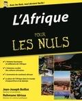 Jean-Joseph Boillot et Rahmane Idrissa - L'Afrique pour les nuls.