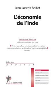 Jean-Joseph Boillot - L'économie de l'Inde.