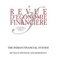 Jean-Joseph Boillot et Pierre Jacquet - The Indian Financial System.
