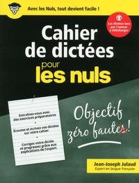 Cahier de dictées pour les nuls.pdf