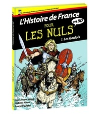 Jean-Joseph Julaud et Gabrièle Parma - L'histoire de France pour les nuls en BD Tome 1 : Les Gaulois.
