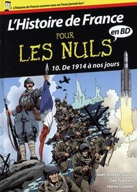 Feriasdhiver.fr L'histoire de France pour les nuls en BD Tome 10 Image
