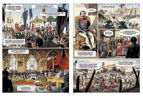 L'histoire de France pour les nuls en BD Tome 9 Le XIXe siècle