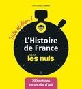 Jean-Joseph Julaud - L'Histoire de France pour les nuls - Vite et bien !.
