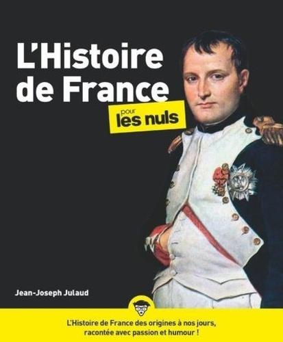 L'histoire de France pour les Nuls 3e édition