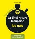 Jean-Joseph Julaud - La littérature française pour les nuls.