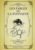 Jean-Joseph Julaud - Les Fables de La Fontaine.