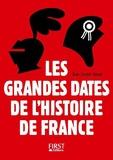 Jean-Joseph Julaud - Les grandes dates de l'histoire de France.