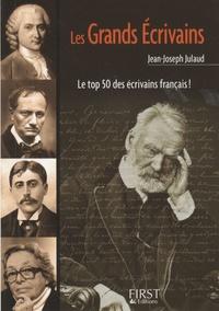 Jean-Joseph Julaud - Les Grands Ecrivains.
