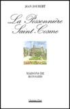 Jean Joubert - La Possonnière, Saint-Cosme - Maisons de Ronsard.