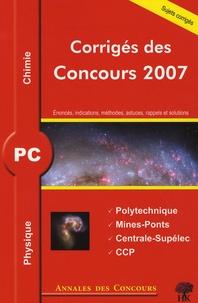 Physique et chimie PC - Jean-Julien Fleck | Showmesound.org