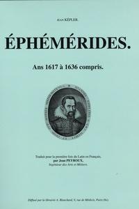 Deedr.fr Ephémérides - Ans 1617 à 1636 compris Image