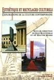 Jean Klucinskas et Walter Moser - Actexpress  : Esthétique et recyclages culturels - Explorations de la culture contemporaine.