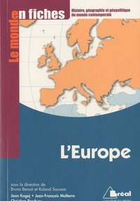 Jean Kogej et Jean-François Malterre - L'Europe.
