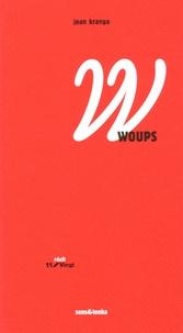 Jean Kranga - Woups.