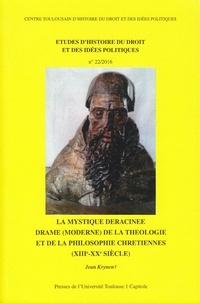 Jean Krynen - La mystique deracinee.