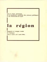 Jean Labasse - La région.