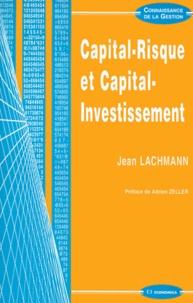 Jean Lachmann - Capital-risque et capital-investissement.