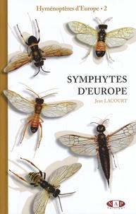 Jean Lacourt - Hyménoptères d'Europe - Volume 2, Symphytes d'Europe.