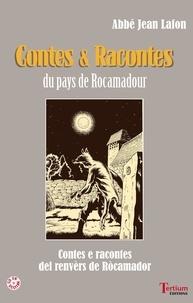 Jean Lafon - Contes et racontes du pays de Rocamadour.