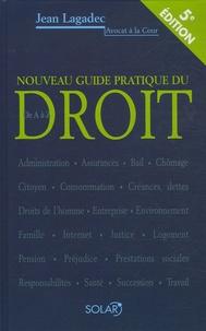 Nouveau guide pratique du Droit - De A à Z.pdf