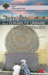 Jean Lagane - Les défis de la durabilité urbaine en Méditerranée.