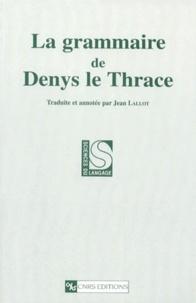 Jean Lallot - .