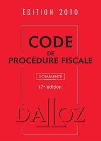 Jean Lamarque - Code de procédure fiscale 2010.
