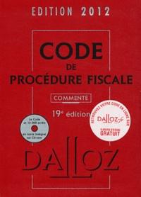 Jean Lamarque - Code de procédure fiscale commenté. 1 Cédérom