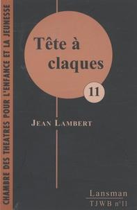 Jean Lambert - Tête à claques.