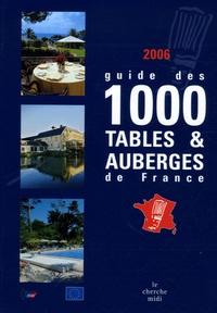 Jean Lanau - Guide des 1000 tables & auberges de France.