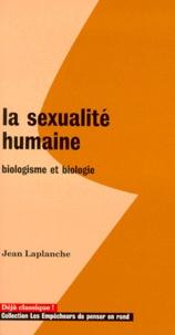 La sexualité humaine - Biologisme et biologie.pdf