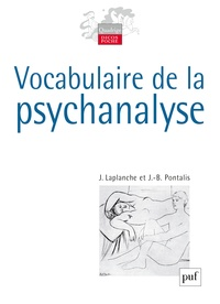 Ebooks rar téléchargement gratuit Vocabulaire de la psychanalyse in French 9782130560500