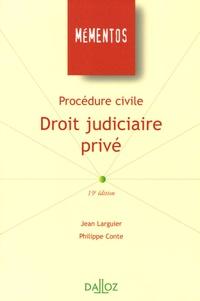 Droit judiciaire privé - Procédure civile.pdf